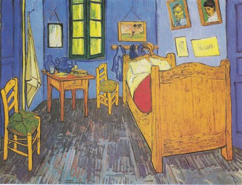 chambre arles gogh file gogh vincents schlafzimmer in arles2 jpeg