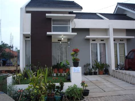 warna cat rumah bagian  gambar rumah desain warna cat
