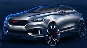 Design Diagram Of Haval Coupe Disclosed