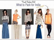 What to Pack for India Packing List and Tips!