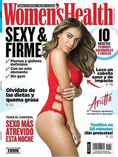 Health Anitta Portada Woman Womens Agosto Mexico