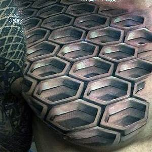 40 3D Chest Tattoo Designs For Men - Manly Ink Ideas