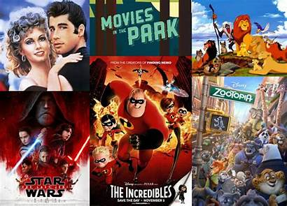 Movies Incredibles Park Grease Blockbuster Zootopia August