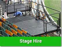 Stage Hire Brisbane Gold Coast Adelaide Corporate Stage