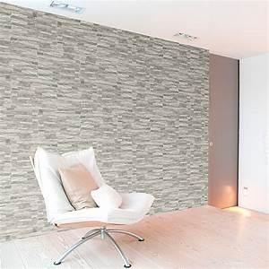 Fliesen Steinoptik Wandverkleidung : wandverkleidung aitana 33 5 x 50 cm grau glasiert bauhaus ~ Bigdaddyawards.com Haus und Dekorationen