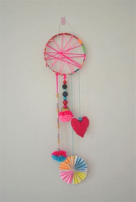 diy dream catchers   kids diy dream catcher