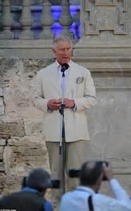 Thunderstorm Strikes Prince Charles's 67th Birthday