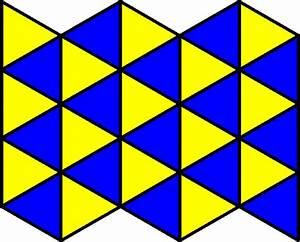 Regular Hexagon Tessellation Patterns - Patterns Kid