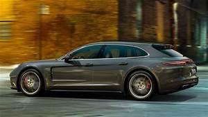 Porsche Panamera Break : porsche panamera sport turismo the super wagon ~ Gottalentnigeria.com Avis de Voitures