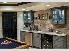 Basement bar ideas home bar transitional with barn wood