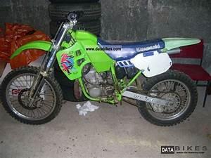 1989 Kawasaki Kx 250 Gallery