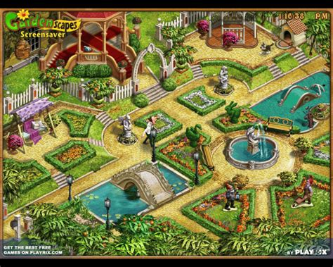 Gardenscapes Pictures by Free Gardenscapes Screensaver 1 0