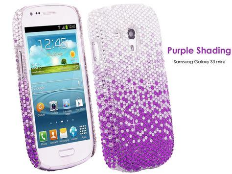 Diamond Crystal Rhinestone Bling Phone Case Cover Samsung