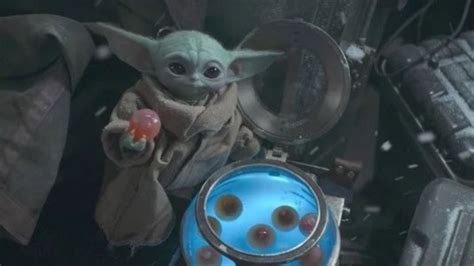 New Mandalorian theory suggests Baby Yoda has a good ...