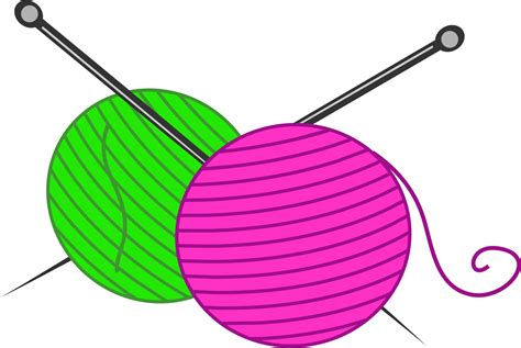 Of Yarn Clip Crochet Yarn Clip Cliparts