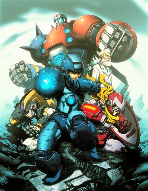 Udons Mega Man Tribute A Winner Is Who — The Mega Man