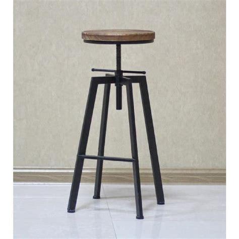 chaise de bar vintage enchanteur chaise et tabouret de bar pas cher avec chaise