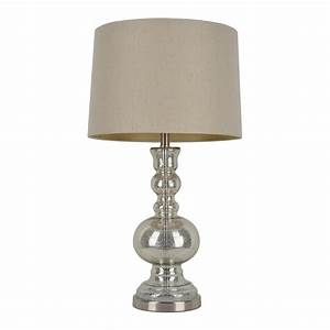 Decor Therapy TL7897 29-in Mercury Glass Table Lamp ATG