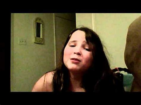 Young Girl Pretty Voice Webcam Video January
