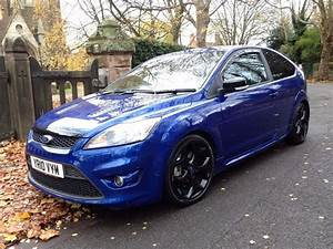 Ford Focus St 225 : 2010 ford focus st 2 225 bhp performance blue very clean tidy example 83600 miles with full ~ Dode.kayakingforconservation.com Idées de Décoration