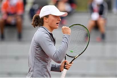 Swiatek Iga French Open Tennis Roland Garros