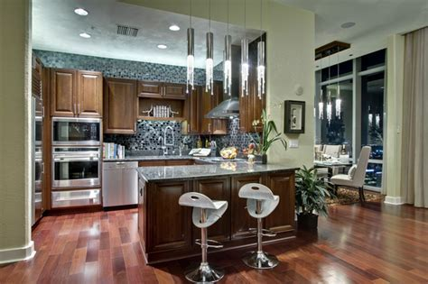 The Vue Penthouse   Contemporary   Kitchen   orlando   by