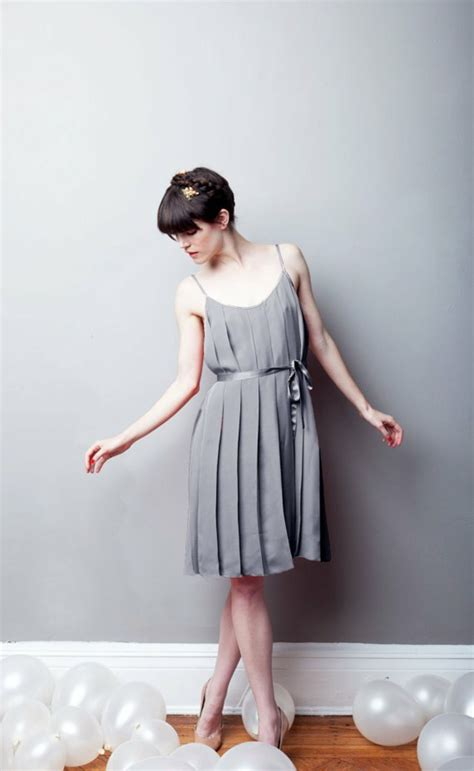 robe habillée pour mariage grise 1001 id 233 es quelle est la meilleure robe pour mariage