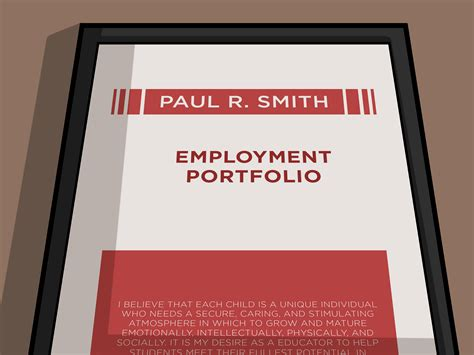 profesional portfolio resume exles how to develop a professional portfolio 3 steps with