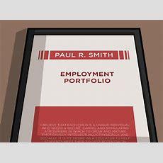 How To Develop A Professional Portfolio 3 Steps (with