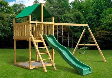 discovery fort  swing set diy kit swingsetmallcom