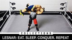 WWE EWWrestling Collections: Brock Lesnar: Eat. Sleep ...