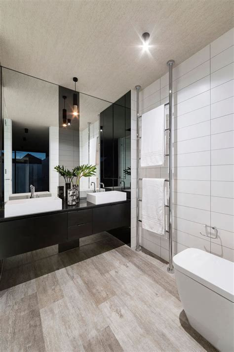 bathroom mirror ideas fill   wall contemporist