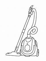 Vacuum Coloring Cleaner 1001coloring Total Nice Living sketch template
