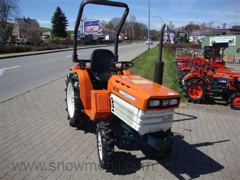 kleintraktoren gebraucht ebay traktor schlepper allrad kubota b1600 bulldog gebraucht neu lackiert u 252 berholt ebay