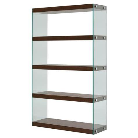 Brown Bookshelf by Alicante Brown Bookshelf El Dorado Furniture