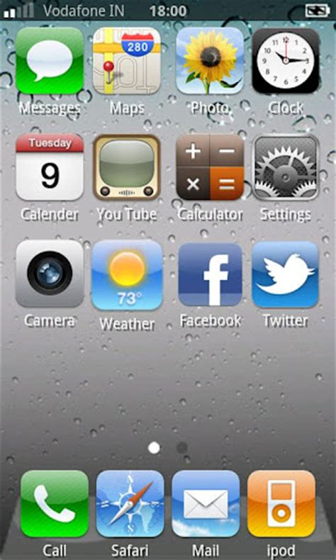 iphone themes for android best iphone 5 launchers and themes for android androidadn