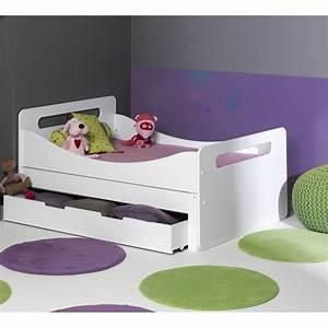 Lit Une Place Avec Rangement : tiroir pour lit evolutif blanc 90x140 tir2blcm07 ~ Teatrodelosmanantiales.com Idées de Décoration