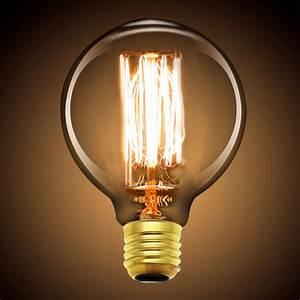 Led Light Bulbs : buy vintage led edison filament bulb golden led e27 led lamp 220v 40w st64 g80 ~ Yasmunasinghe.com Haus und Dekorationen