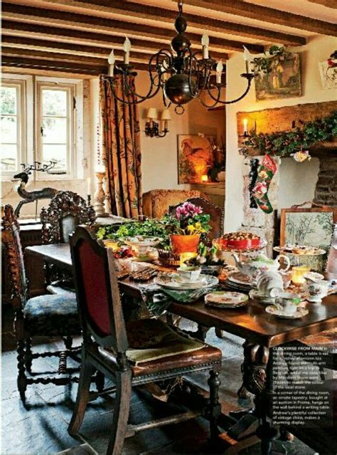 cottage style magazine mix of frenchcountry englishcountry country