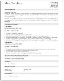 nursing cv template ireland good traditional resume template thinglink
