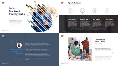 Best New Presentation Templates Of 2016 (powerpoint