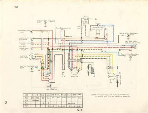 Kawasaki Ke100 Coil Wiring Diagram by Servicemanuals Motorcycle How To And Repair