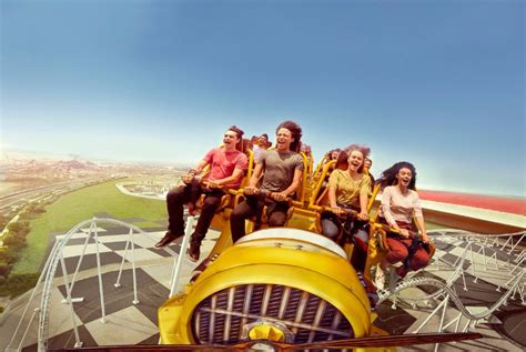 This makes him the highest. Ferrari World Abu Dhabi Launches Virtual Roller Coaster | Curly Tales