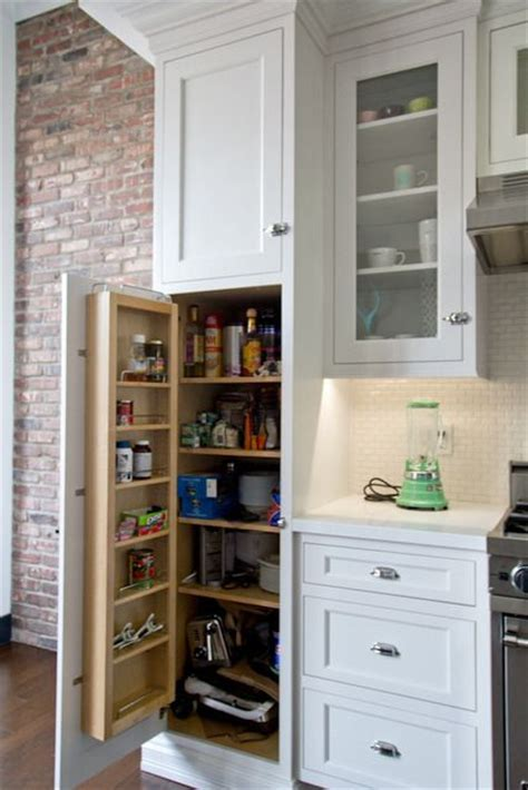shallow kitchen pantry cabinet pantry cabinets and daniel o 39 connell on pinterest