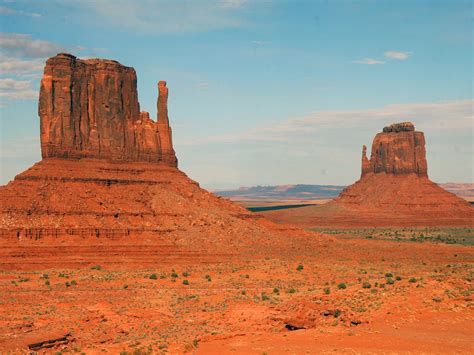 Mesa Butte Landform Definition