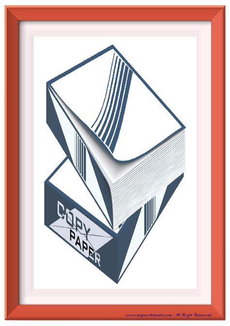 classroom object esl printable flash cards worksheets