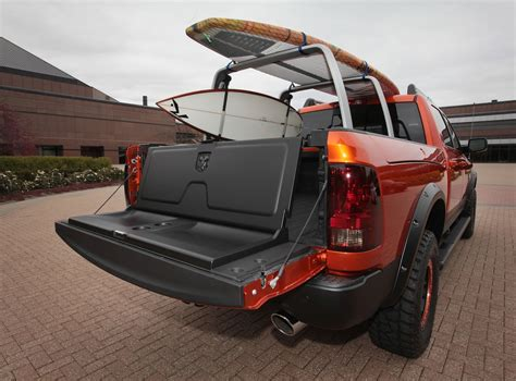 SEMA: Ram 1500 Sun Chaser wants to go to the Beach   The
