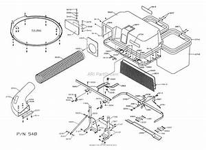 Dixon Grass Catcher 30 Ztr 3303  3304  2003  Parts Diagram