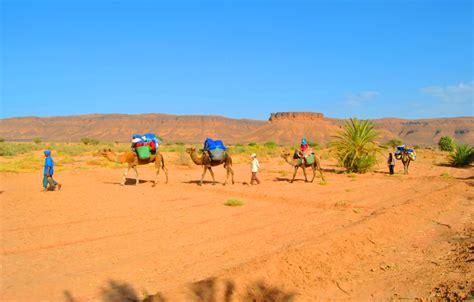 Sahara Desert Trekking Morocco Trekking In Morocco