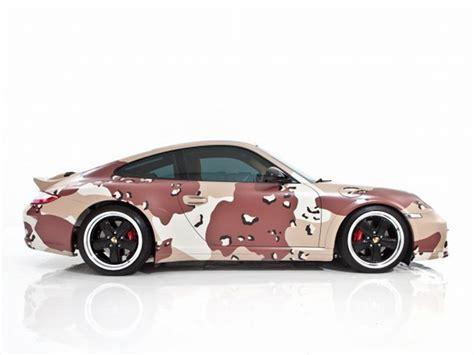hundegeschirr fürs auto porsche im tarnlook 911er f 252 rs us milit 228 r autoblog